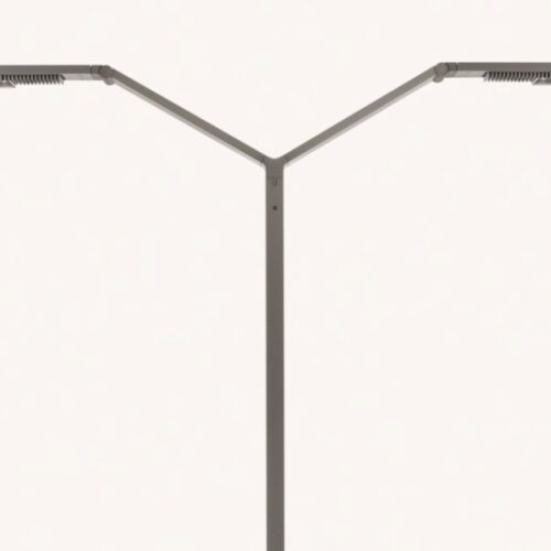 Luctra Linear Floor Twin LED állólámpa