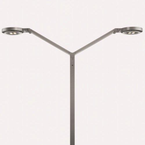 Luctra Radial Floor Twin LED állólámpa